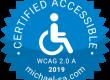 Accesibility badge